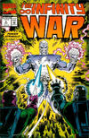Cover for The Infinity War (Marvel, 1992 series) #5 [Direct Edition]