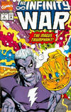 Cover for The Infinity War (Marvel, 1992 series) #6 [Direct Edition]