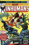Cover Thumbnail for The Inhumans (1975 series) #1 [Regular Edition]