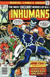 Cover for The Inhumans (Marvel, 1975 series) #9 [Regular Edition]