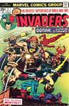 Cover for The Invaders (Marvel, 1975 series) #2