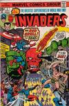 Cover for The Invaders (Marvel, 1975 series) #5 [Regular Edition]