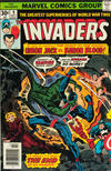Cover for The Invaders (Marvel, 1975 series) #9 [Regular Edition]