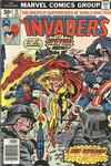 Cover Thumbnail for The Invaders (1975 series) #12 [Regular Edition]