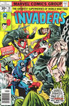 Cover Thumbnail for The Invaders (1975 series) #18 [30 cent cover price]