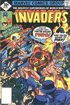 Cover Thumbnail for The Invaders (1975 series) #21 [Diamond price box]