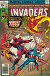 Cover for The Invaders (Marvel, 1975 series) #23