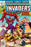 Cover for The Invaders (Marvel, 1975 series) #25