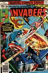 Cover for The Invaders (Marvel, 1975 series) #30