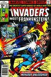 Cover for The Invaders (Marvel, 1975 series) #31 [Regular Edition]