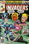 Cover for The Invaders (Marvel, 1975 series) #36 [Regular Edition]