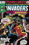 Cover for The Invaders (Marvel, 1975 series) #40