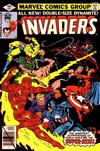 Cover for The Invaders (Marvel, 1975 series) #41 [direct edition]