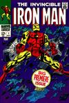 Cover for Iron Man (Marvel, 1968 series) #1