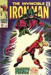 Cover for Iron Man (Marvel, 1968 series) #5