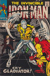 Cover for Iron Man (Marvel, 1968 series) #7