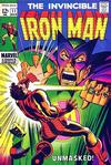 Cover for Iron Man (Marvel, 1968 series) #11
