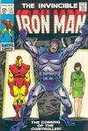 Cover for Iron Man (Marvel, 1968 series) #12
