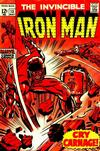 Cover for Iron Man (Marvel, 1968 series) #13 [Regular Edition]