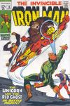 Cover for Iron Man (Marvel, 1968 series) #15 [Regular Edition]