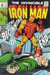 Cover for Iron Man (Marvel, 1968 series) #17
