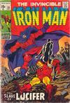 Cover for Iron Man (Marvel, 1968 series) #20 [Regular]