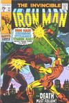 Cover for Iron Man (Marvel, 1968 series) #22 [Regular Edition]