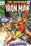 Cover for Iron Man (Marvel, 1968 series) #25 [Regular]
