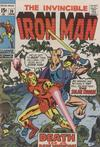 Cover for Iron Man (Marvel, 1968 series) #26 [Regular Edition]