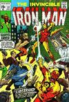 Cover for Iron Man (Marvel, 1968 series) #27 [Regular]