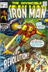 Cover for Iron Man (Marvel, 1968 series) #29 [Regular Edition]