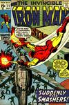 Cover for Iron Man (Marvel, 1968 series) #31 [Regular]