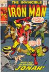 Cover for Iron Man (Marvel, 1968 series) #38