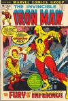 Cover Thumbnail for Iron Man (1968 series) #48 [Regular Edition]