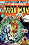 Cover for Iron Man (Marvel, 1968 series) #75 [Regular Edition]