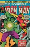 Cover for Iron Man (Marvel, 1968 series) #76 [Regular Edition]