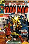 Cover for Iron Man (Marvel, 1968 series) #85 [25¢]