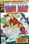 Cover for Iron Man (Marvel, 1968 series) #87 [25¢]