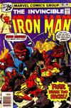 Cover for Iron Man (Marvel, 1968 series) #88 [25¢]