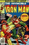 Cover for Iron Man (Marvel, 1968 series) #92 [Regular Edition]