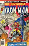Cover Thumbnail for Iron Man (1968 series) #99 [30¢ Cover Price]