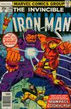 Cover for Iron Man (Marvel, 1968 series) #108 [Regular]