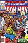 Cover for Iron Man (Marvel, 1968 series) #114 [Regular]