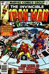 Cover Thumbnail for Iron Man (1968 series) #123 [Newsstand Edition]