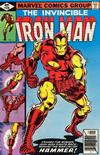 Cover for Iron Man (Marvel, 1968 series) #126 [UPC with Black Slash]