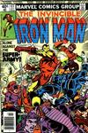 Cover for Iron Man (Marvel, 1968 series) #127 [Newsstand Edition]
