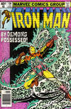 Cover for Iron Man (Marvel, 1968 series) #130 [Newsstand Edition]