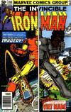 Cover for Iron Man (Marvel, 1968 series) #144 [direct edition]