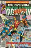 Cover for Iron Man (Marvel, 1968 series) #145 [Newsstand Edition]