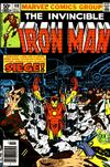 Cover for Iron Man (Marvel, 1968 series) #148 [Newsstand Edition]